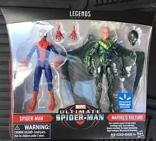 Marvel Legends Spider-man - Vulture Ultimate Spiderman 2 Pack Walmart Exclusive