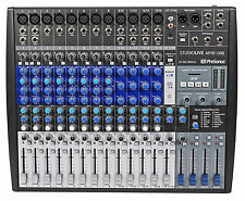PRESONUS Studiolive AR16 18-Channel USB Live Sound/Studio Recording Mixer