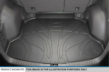 MAXTRAY* All Weather Custom Fit Cargo Liner Mat for DODGE JOURNEY (Black)