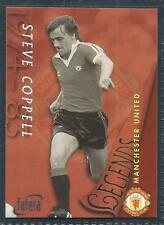 FUTERA-MANCHESTER UNITED 1997- #040-LEGENDS-ENGLAND-STEVE COPPELL