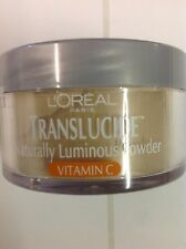 L'Oreal Translucide Naturally Luminous Loose Powder #960 MEDIUM NEW & SEALED.