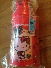 HELLO KITTY WATER BOTTLE, NEW, MADE IN JAPAN