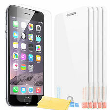 "10 x iPhone 6 (4.7"") Transparent Clear LCD Screen Protector Guard Film Sticker"