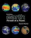 Earth : Portrait of a Planet with Geotours Workbook by Marshak and Stephen...