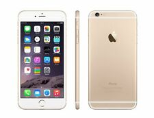 Apple iPhone 64gb GOLD 6 PLUS Sbloccato Di Fabbrica SIM Gratis Smartphone BUONA