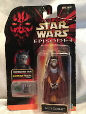 Collectible 1999 Star Wars Episode 1 Nute Gunray Figurine With Commtech Chip New