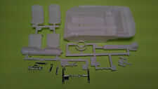 1964 1/2 ford mustang convertible 1/24 interior tub bucket seat center console