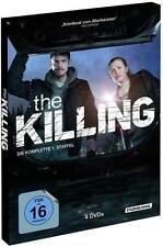 DVDs  THE KILLING - Die komplette erste Staffel
