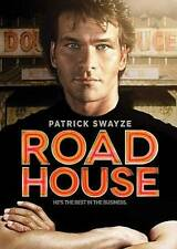 ROAD HOUSE - PATRICK SWAYZE - REMASTERED 2015 WIDESCREEN DVD - SHIPS 1st CLASS