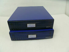 PAIR OF SPIRENT REFLECTOR/220 & AVALANCHE/220 MODEL:2141-2FE & 1141-2FE NETWORK