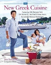 The New Greek Cuisine by Judith Choate and Jim Botsacos (2006, Hardcover)