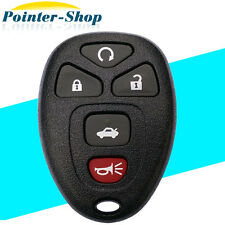 New Replacement Keyless Entry Remote Key Transmitter Car Fob For Chevy 22733524
