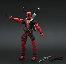 """X MEN Univers Super Heros Deadpool 3/4 3.75"""" Loose Auction Figures ZX308B"""
