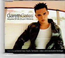 (FK521) Gareth Gates, Any One Of Us (Stupid Mistake) - 2002 CD