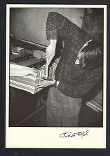 ARTISAN LITIER à la FABRICATION d'un SOMMIER en 1989 / FAGE 90.284
