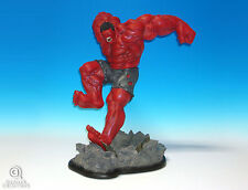 Sideshow Exclusive Red Hulk Comiquette Polystone Statue Marvel Sample Avengers