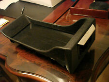 mercedes w123 rear seat console, fits any 2 door coupe, color black