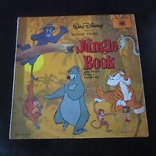 Walt Disney - Songs From The Jungle Book And Other Jungle Favourites - Vinyl LP