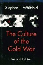 The Culture of the Cold War (The American Moment) Whitfield, Stephen J. Paperba