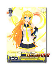 "Weiss Schwarz Project DIVA x 4 Kagamine Rin""Future Style"" [PD/S22-E018 C] Englis"