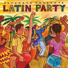 Putumayo World Music Latin Party Salsa, Boogaloo, Cumbia Compilation New Wrapped