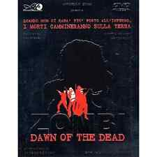 Cof *** ZOMBI - Dawn Of The Dead (4 Dvd+Cd) *** sigillato