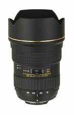 Tokina AF 16-28mm f/2.8 AT-X PRO FX SD IF Lens 16-28 f2.8 for Nikon Full Frame