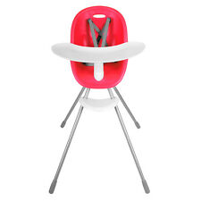 Phil&Teds Poppy High Chair - Cranberry - New! Free Shipping!