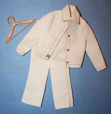Vtg 1978 Fred Star Von Plasty Ken Clone Doll Tan Leisure Suit Shirt Pants Outfit