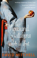 The Thousand Autumns of Jacob De Zoet, By David Mitchell,in Used but Acceptable