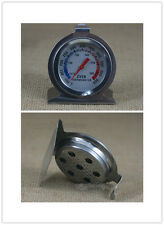 Oven Cooker Thermometer Temperature Gauge Stainless Steel 300ºC 600ºF Kitchen GG