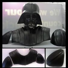 Darth Vader bust. Star wars prop 1-1 scale raw resin fiberglass kit.
