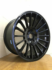 "19"" NEW BLACK ROTIFORM STYLE WHEELS 5/112 ET40 10x19 MERCEDES,AUDI,VW"