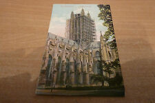VINTAGE POSTCARDS 1906 - CANTERBURY CATHEDRAL WITH SCAFFOLD - LOOK RARE!