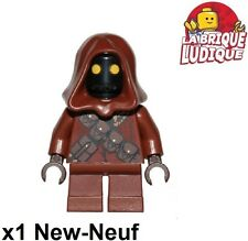 Lego - Figurine Minifig Star Wars Jawa gold badge 75059 75136 SW590 NEUF