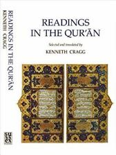 Readings in the Qur'an, Selected and translated by Kenneth Cragg- pbk- english