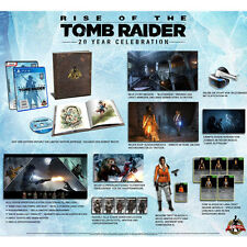 Rise of the Tomb Raider PS-4 20 Year 20 Year Celebration D1 Edition