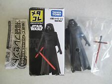 "NIB TAKARA TOMY STAR WARS DIE CAST #08 KYLO REN 3"" MINI FIGURE"