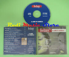 CD A LUME DI CANDELA FEELINGS compilation 2003 BRUCE HORNSBY PAUL YOUNG (C20)