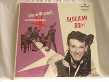 "GENE VINCENT Bluejean Bop limited edition SEALED 10"" vinyl LP Cliff Gallup"