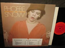 "Phoebe Snow ""Against The Grain"" LP PROMO"