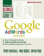 Ultimate Ser.: Ultimate Guide to Google Adwords by Bryan Todd, Perry Marshall...