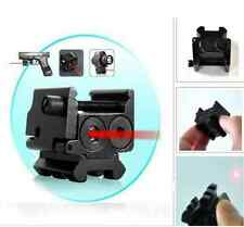 Mini Compact Red Dot Lights Laser Sight Scope 20mm Picatinny Rail for Pistol