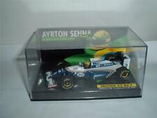 LANG MINICHAMPS 1/43 SCALE AYRTON SENNA EDITION 43 NO 7 WILLIAMS FW 16 1994