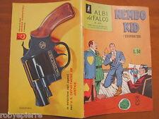 Superman Nembo Kid Albi del falco n 401 i cospiratori 22-12-1963 mondadori vendo