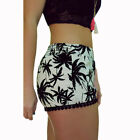 Womens Shorts Summer Pants Beach Shorts Hot Pants High Waist Shorts Bodycon Nice