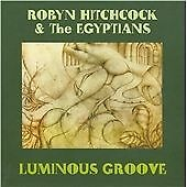 ROBYN HITCHCOCK & THE EGYPTIANS - LUMINOUS GROOVE - 5CD BOX SET - YEP ROC 2008