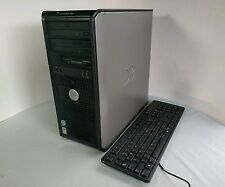 DELL OPTIPLEX 755 WIFI Win 7 PRO Office 2010 REFURBISHED  GAMING 1 GB GPU W HDMI
