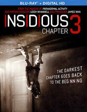 NEW - Insidious: Chapter 3 [Blu-ray]