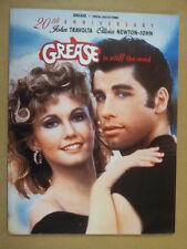 vocal selection GREASE is still the word, 20th aniversary